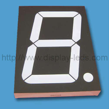 5 inch 7 segment LED-display