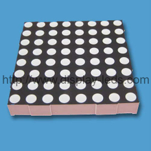 2.3 inch 8x8 Dot Matrix LED-display